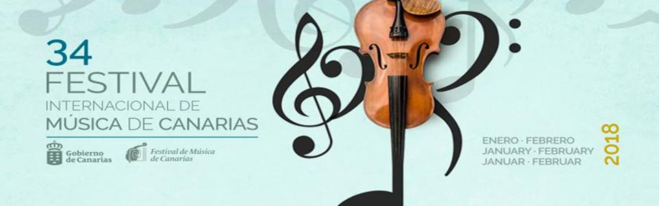 34 Festival de Música de Canarias