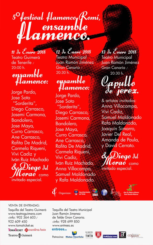 V Festival Flamenco Romí
