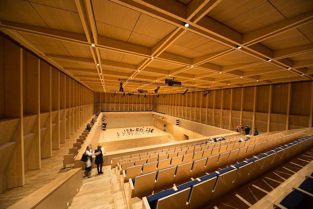 The Krzysztof Penderecki European Centre for Music