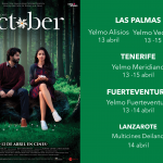 Estreno October – 13 abril 2018 – Lighthouse Distribution
