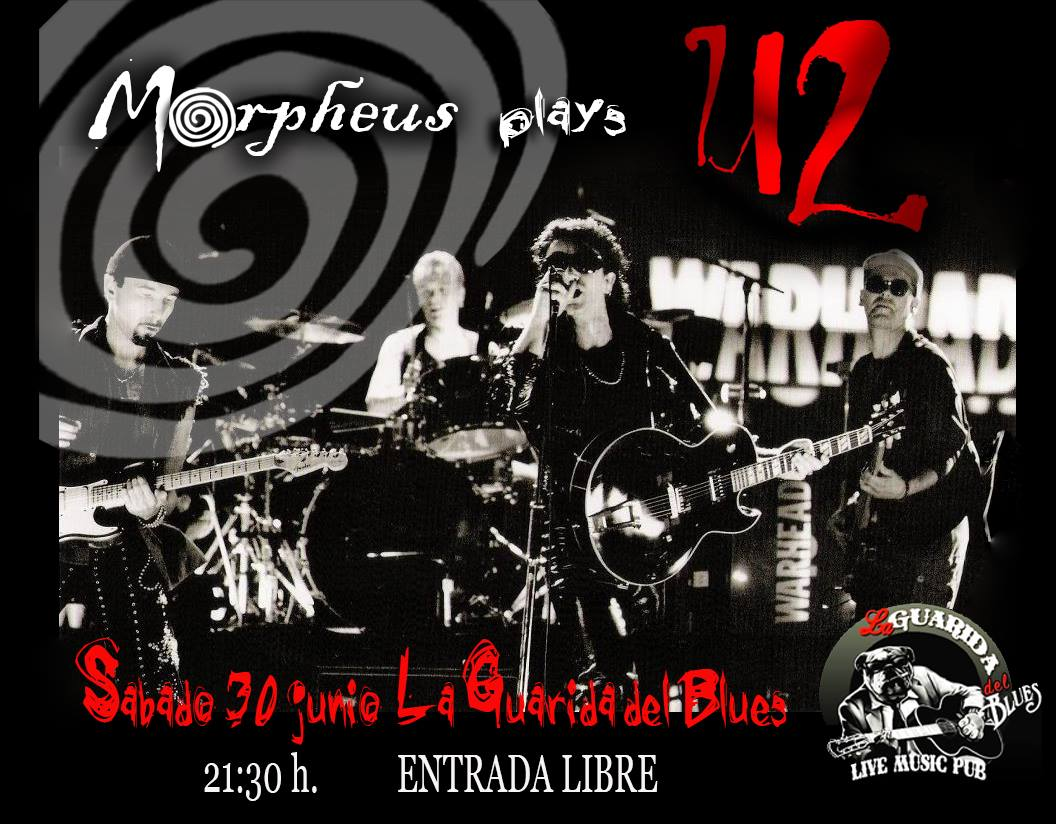 Morpheus Plays U2