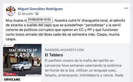 Miguel González Rodríguez