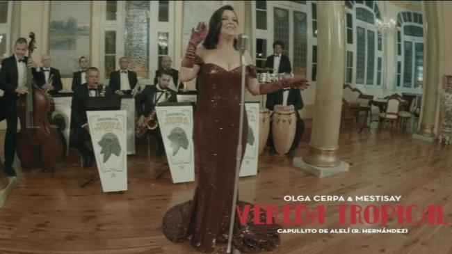 Olga Cerpa y Mestisay
