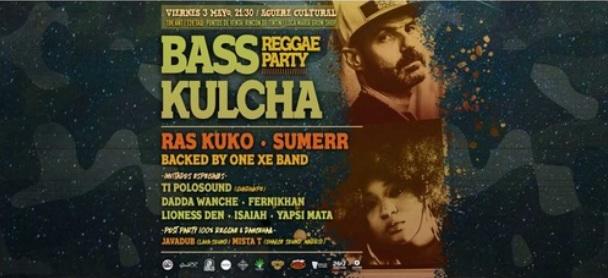 Bass Kulcha Reggae Party