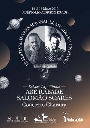 Abe Rábade y Salomão Soares