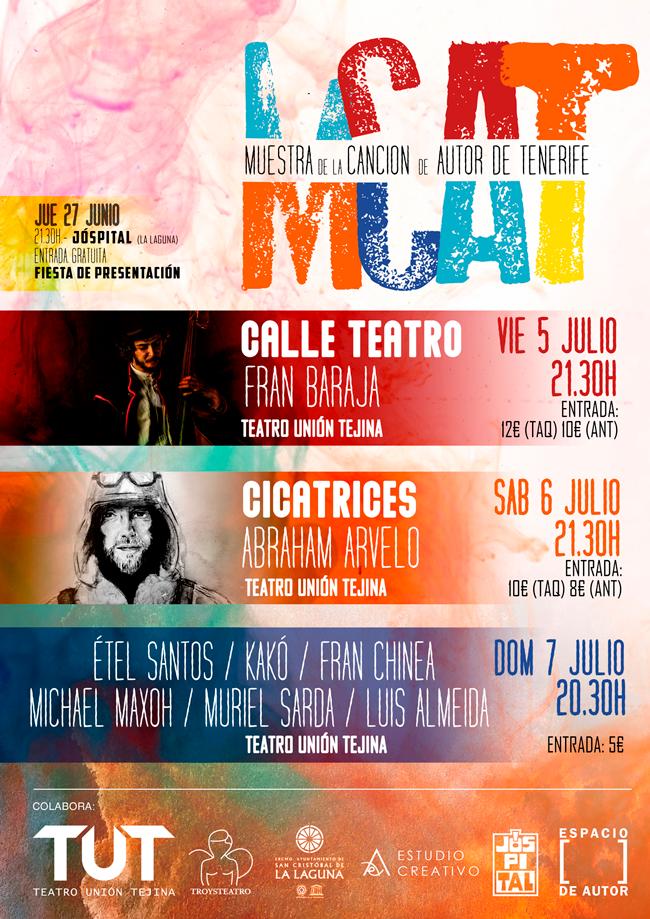 Muestra de la Canción de Autor de Tenerife