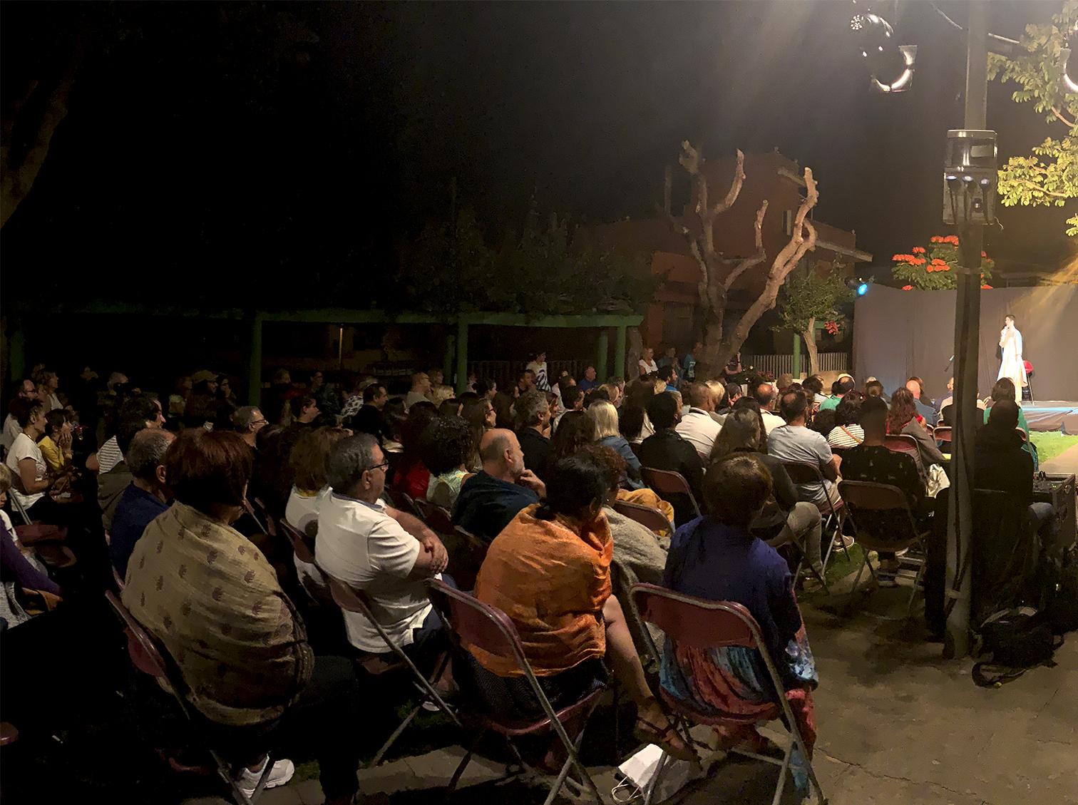 Festival de narración de El Sauzal