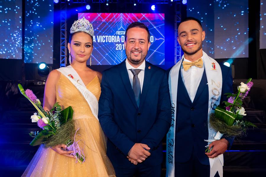 Rosaura Gutiérrez y Adrián Hernández