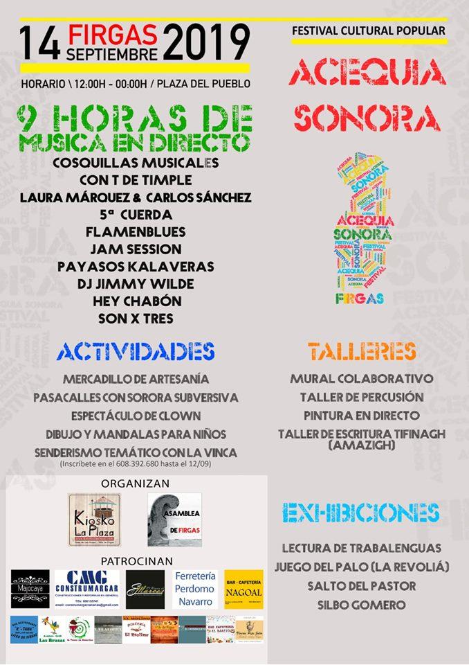 Festival Acequia Sonora